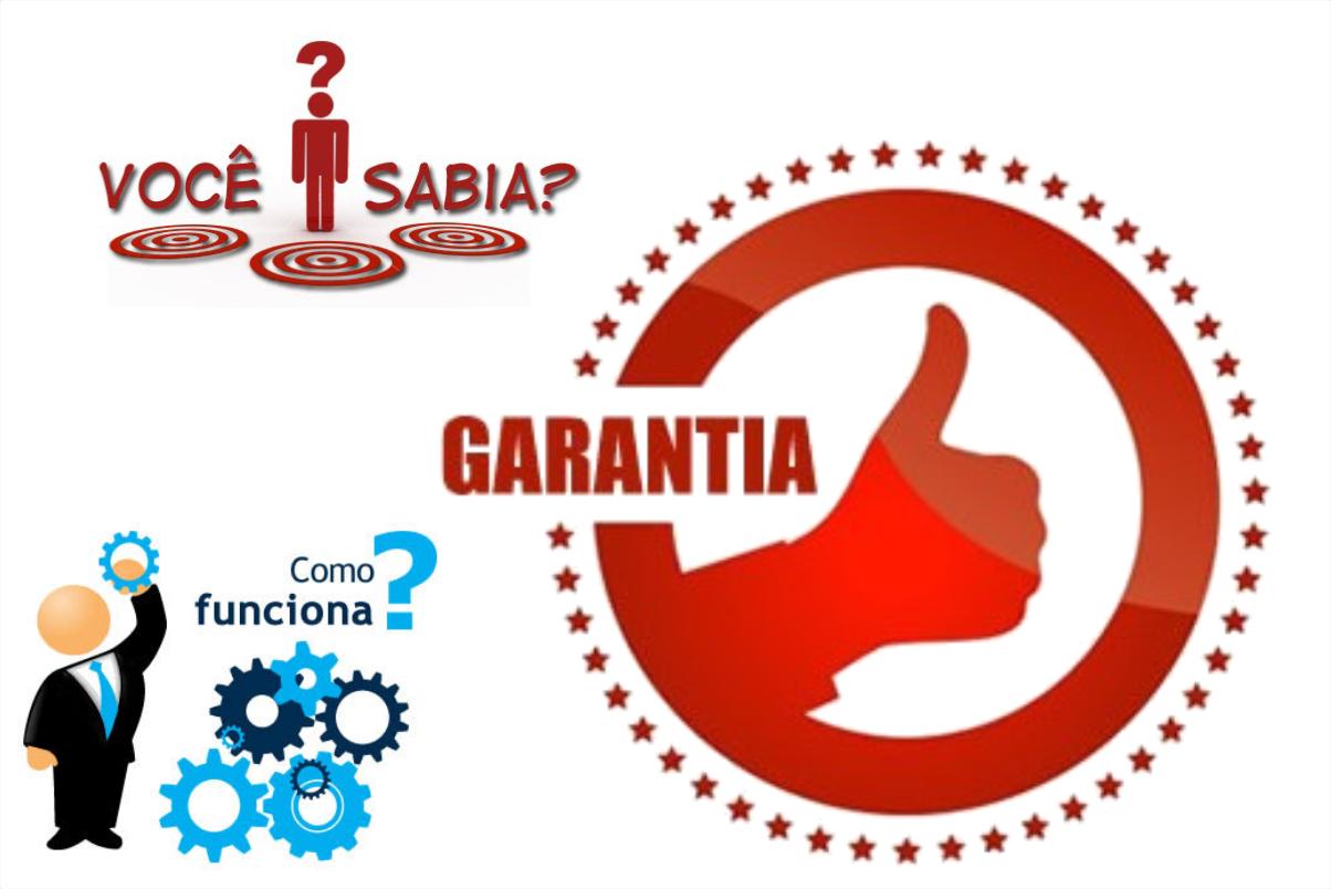 ENTENDA AS COBERTURAS DE GARANTIA